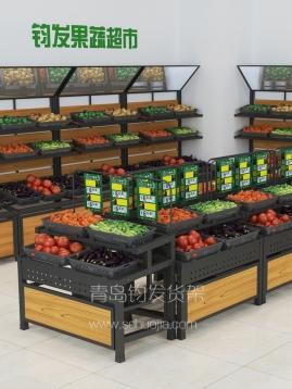 青岛货架-果蔬货架